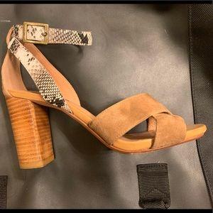 Halogen Stappy sandal